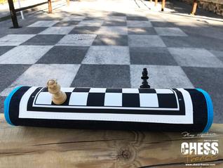 chess board | Échiquier roulé | Chess France