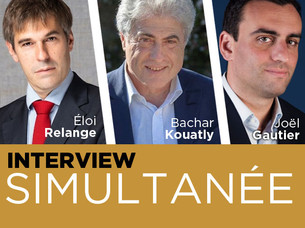 Spécial élection FFE 2021: Interview simultanée des 3 candidats