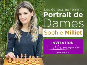 Portrait de Dames: Sophie Milliet