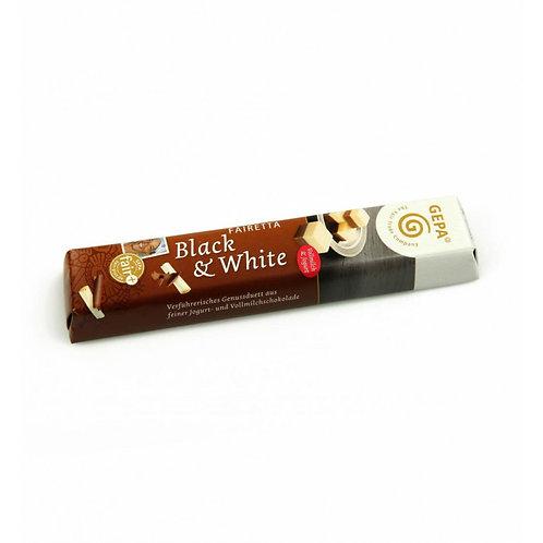 Black & White Schokoriegel 45 g