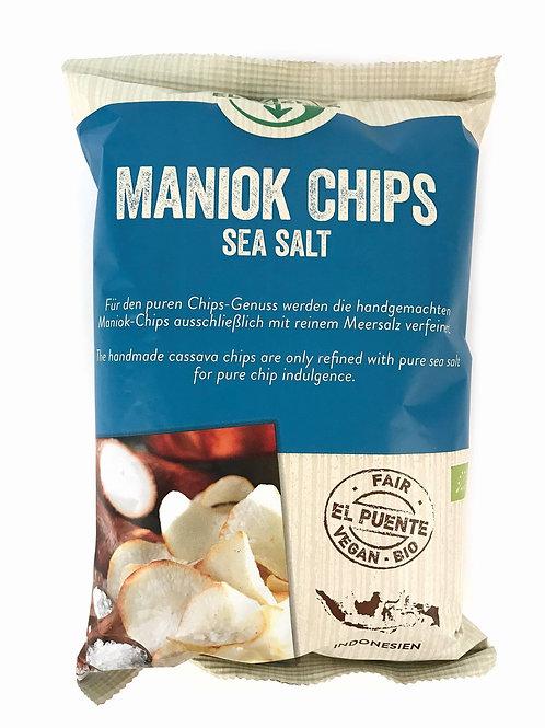 Maniok Chips Sea Salt (klein) 30 g