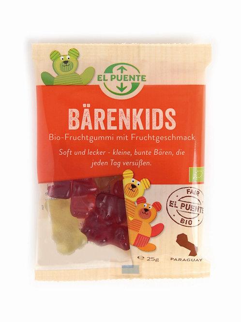 Bio Bären Kids Fruchtgummis (klein) 25 g