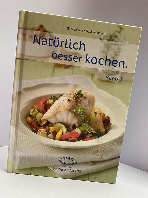 "Kochbuch ""Natürlich kochen"""