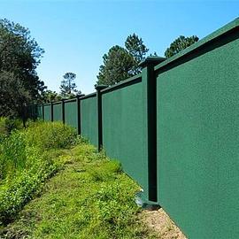 Precast Privacy Wall