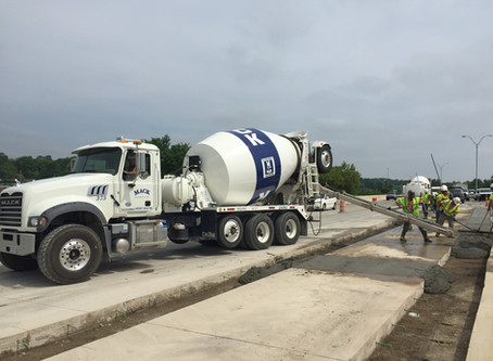 Three Initial Reasons to Consider Concrete Over Asphalt