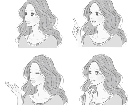 表情の印象