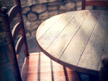 椅子とのつきあい方