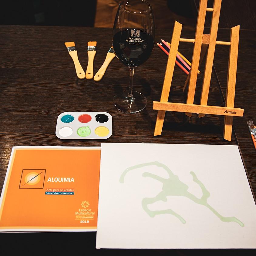 ALQUIMIA, Arte para no artistas. (1)