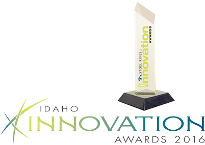 Blue Wolf Wins Commercialized Innovation of the Year Award