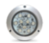 Underwater LED boat light with 9 LED's by Lifeform LED