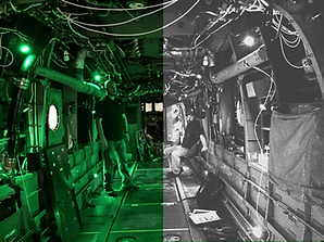 Cargo Imge of NVG Green and IR Lighting | Blue Wolf | CTSi