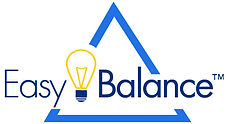 Easy Balance Trademark Logo of Blue Wolf for dimmer software