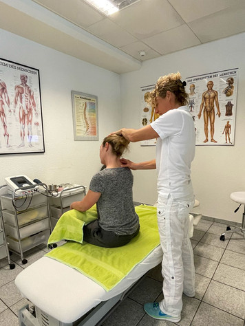 Myofasziale Behandlungen