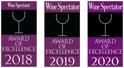 Wine Spectator - Logo 2018 to 2020 - Col