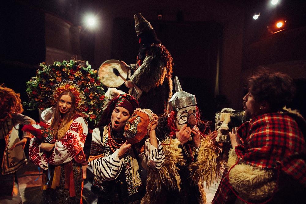 Світлина з фейсбук-сторінки театру Леся Курбаса