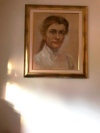 Ivana Kobilca inspired