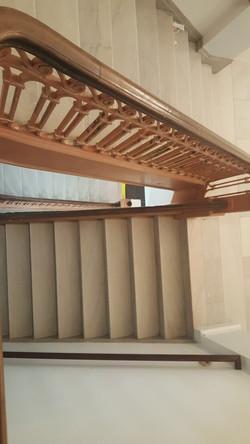 Stairs Polishing