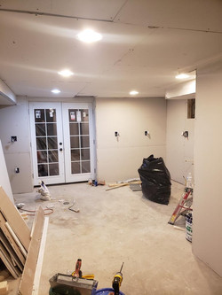drywall refinish