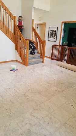 Tile and Grout Clean