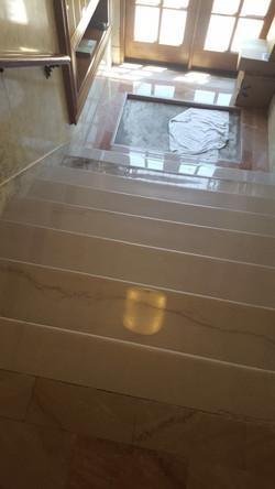 Steps  Restoration