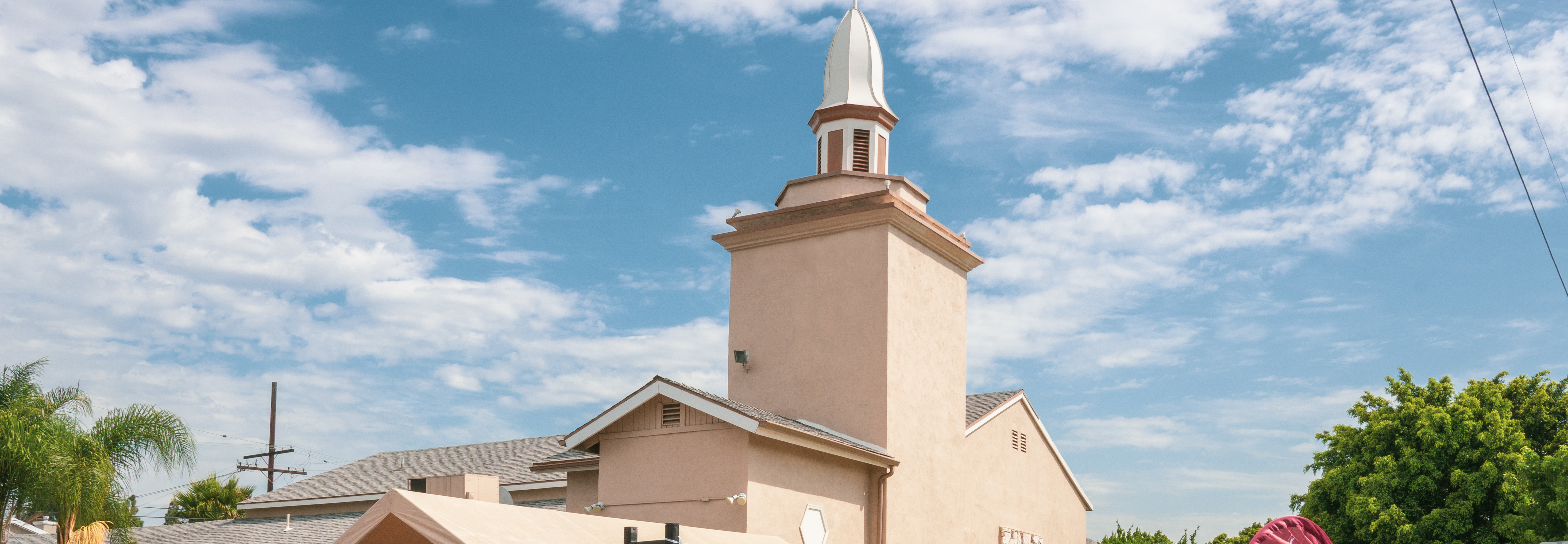 BGBC Church Exterior