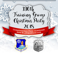 Air Force Christmas Party 2018