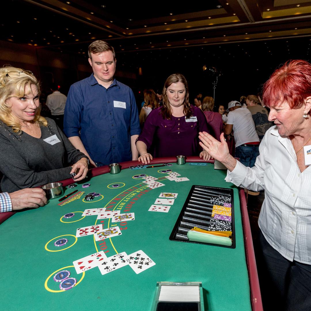 Blackjack Casino Game