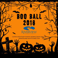 Riverview Retirement Boo Ball 2018