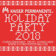 Kaiser Permanente Holiday Party 2018