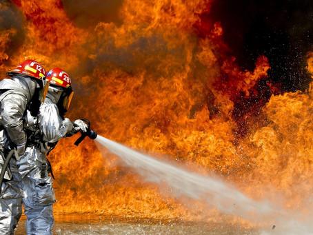 Fire, Fire, Everywhere: Prepare to Evacuate!