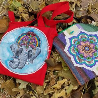 Ganesh and Mandala