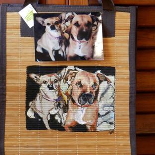 Custom Dogs Portrait