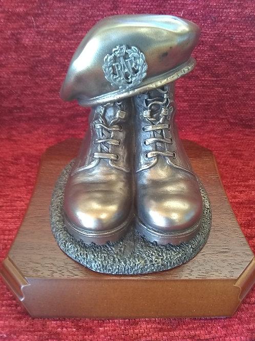 Boots & Beret