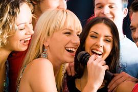 Gruppe Karaoke