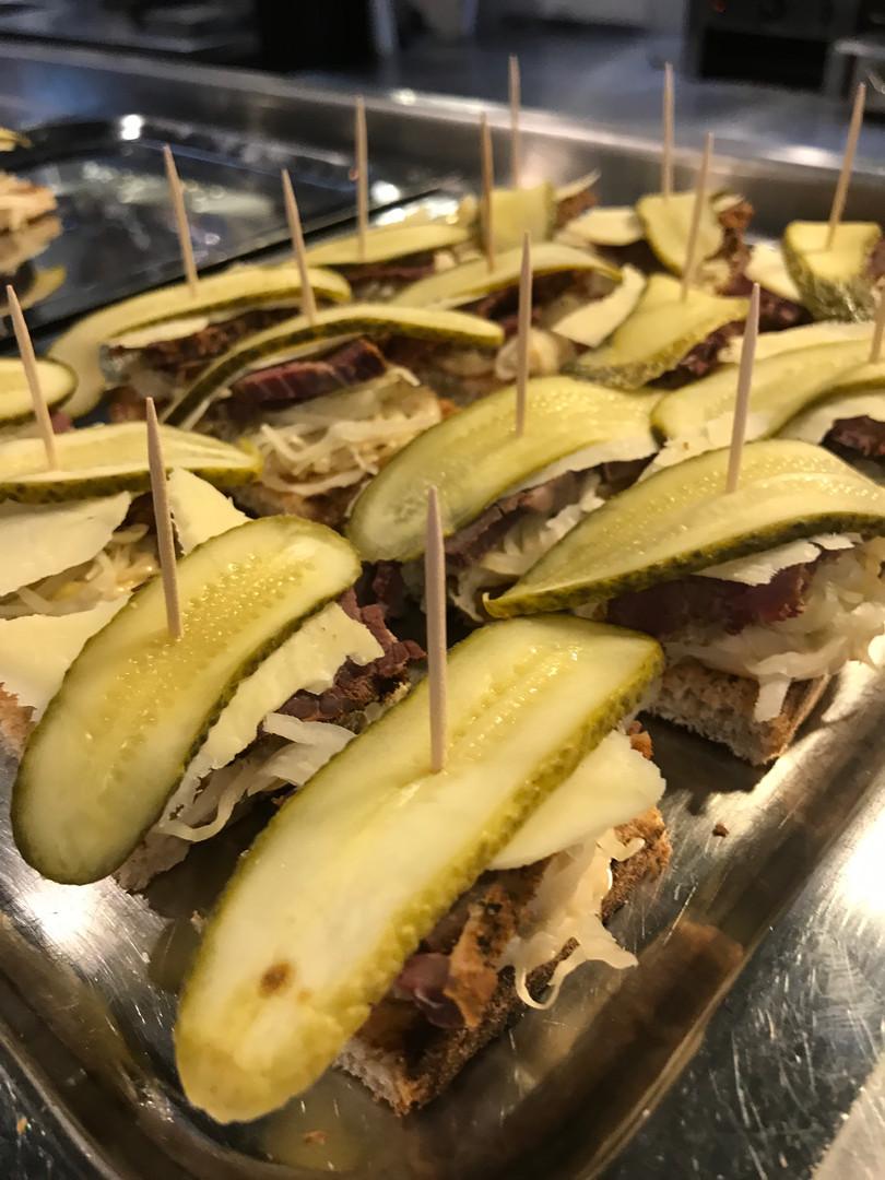 Ruben Sandwich hos POMs