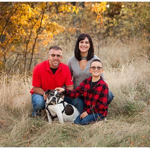 Mauler Family     Sterling Colorado Family Photographer