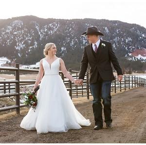 Kaylie & Michael  |  Spruce Mountain Ranch Wedding Photography