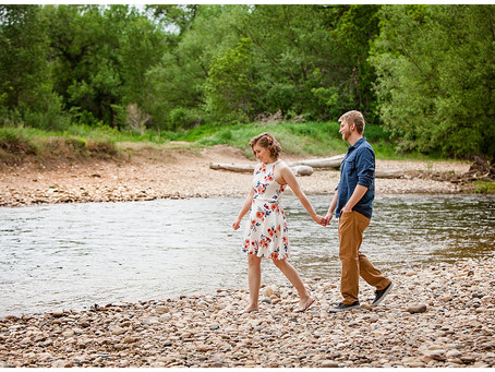 Mackenzie and Josh  |  Fort Collins Engagement Photographer