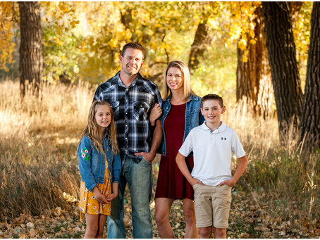 Dolton Family  |  Windsor Colorado Family Photography