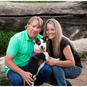 Roxi and Jeff     Northern Colorado Family Photographer