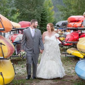Jayden and Chad's Mountain Wedding   Breckenridge, Colorado