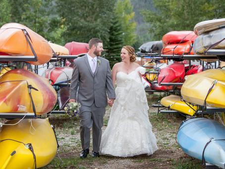 Jayden and Chad's Mountain Wedding | Breckenridge, Colorado