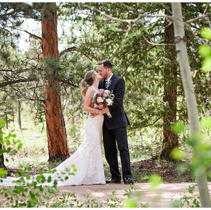 Dan and Jaime     Wedding Photography in Red Feather, Colorado