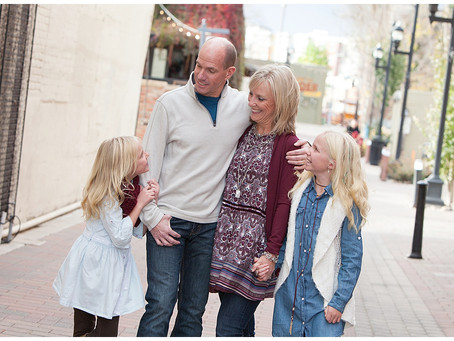 Motter Family Photos  | Downtown Fort Collins Photography