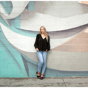 Emory  |  Windsor Colorado High School Senior Photography