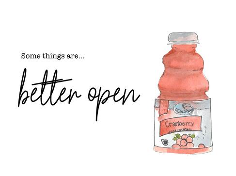 Better open - Juice