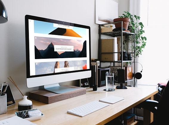 Desktop computer on full desk.jpg