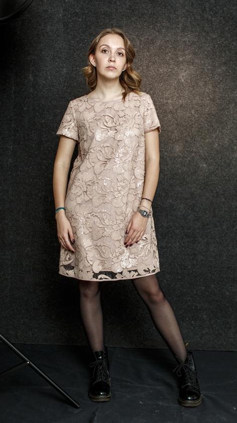 Платье 7950 руб. Размеры 42-52