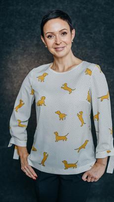 Блуза 3550 руб. Размеры 44-52