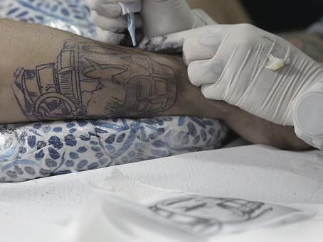 Quais os cuidados antes da tatuagem?